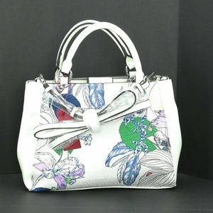 Enzo Angiolini Cami Satchel Handbag Shoulder Bag P